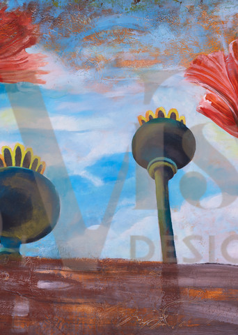 Upward We Are Bound Prints Art | Big Vision Art + Design