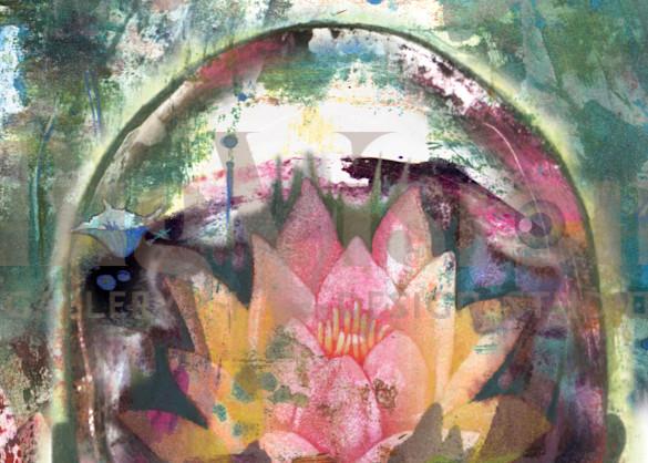 Lotus Mind Prints Art   Big Vision Art + Design