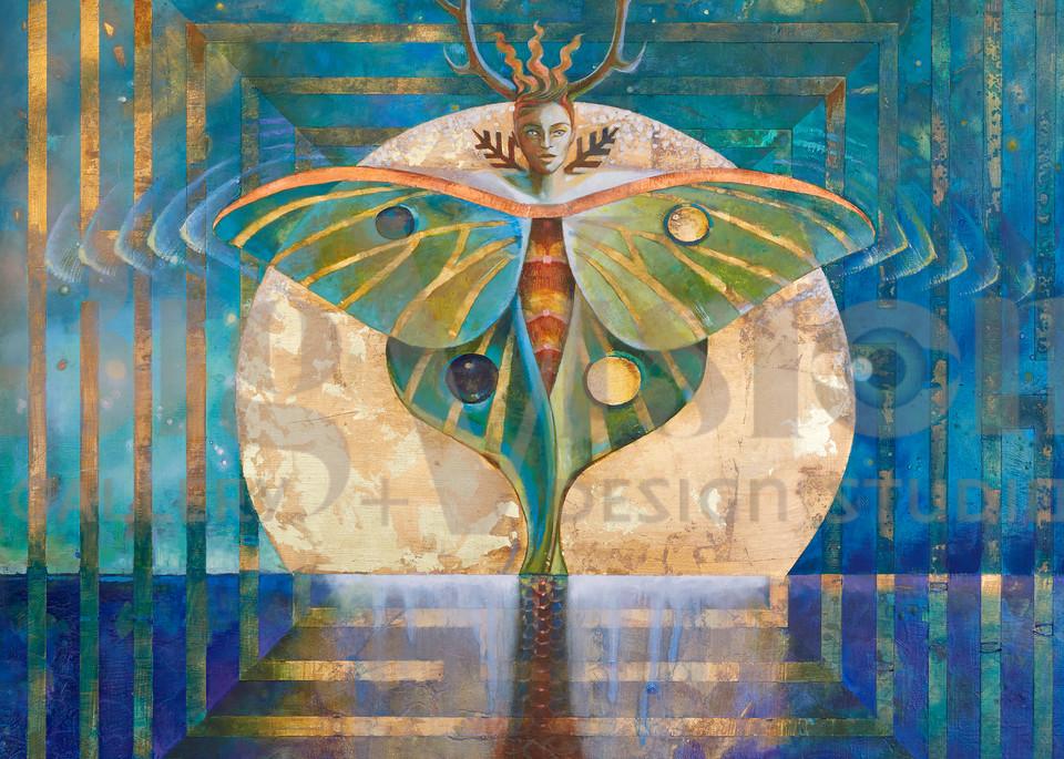The Butterfly Effect Prints Art | Big Vision Art + Design