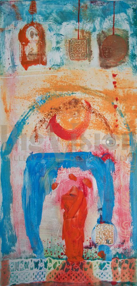 Springtime For The Hermit Prints Art | Big Vision Art + Design