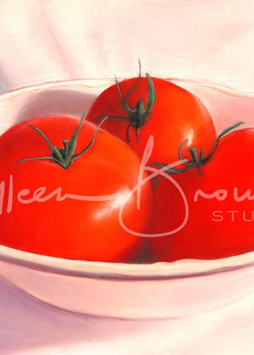 Summer Tomatoes Art | Colleen Brown Studio