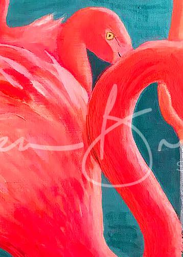 Flamboyance Art | Colleen Brown Studio