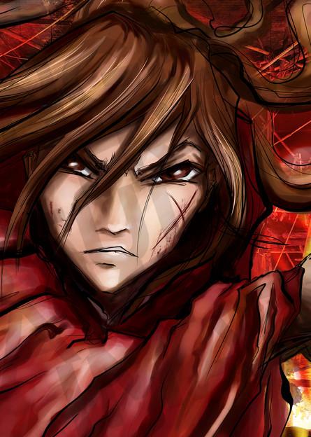 Kenshin From Rurouni Kenshin Art | Angel Trip Studio