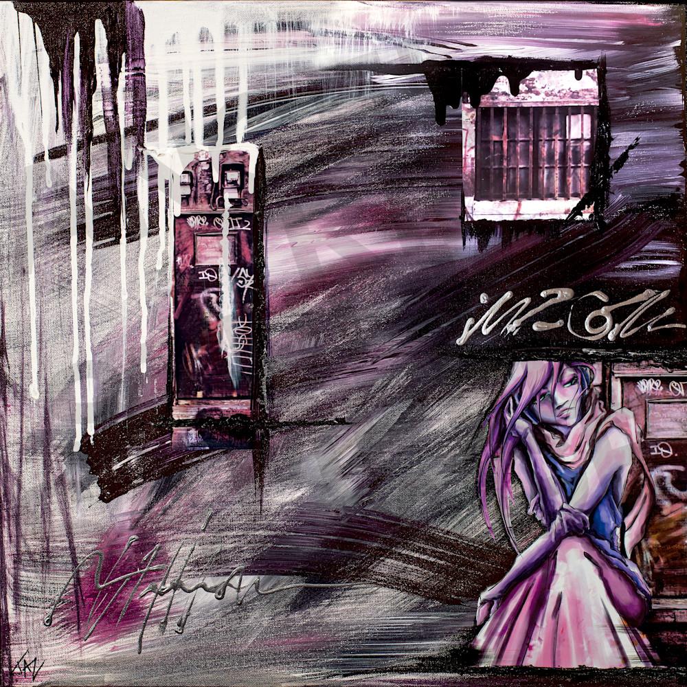 Holic   The Acrylic Remix Art | Angel Trip Studio