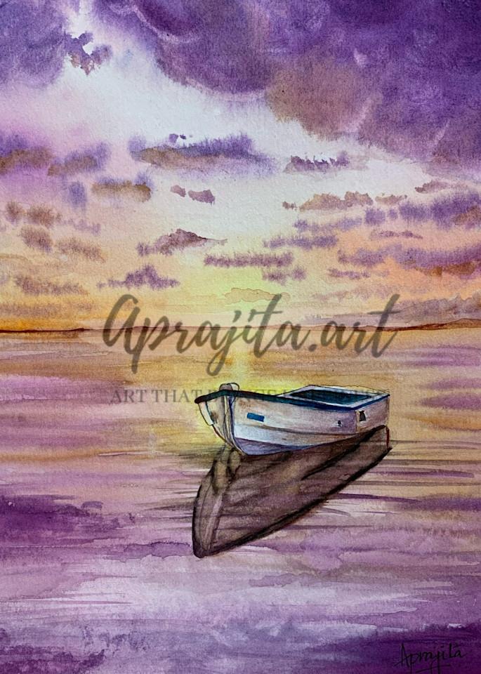 """""""The Halt"""" Art Print by Aprajita Lal"""