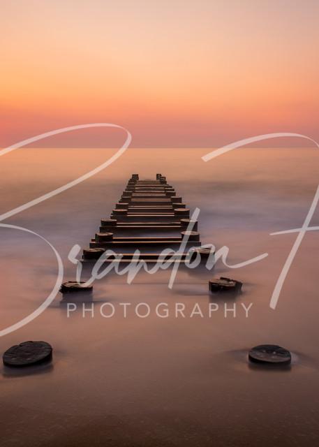 Rehoboth Beach Delaware Sunrise