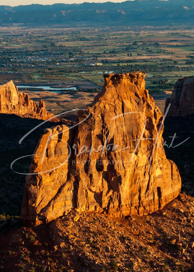 Colorado National Monument Art   Brandon Hirt Photo
