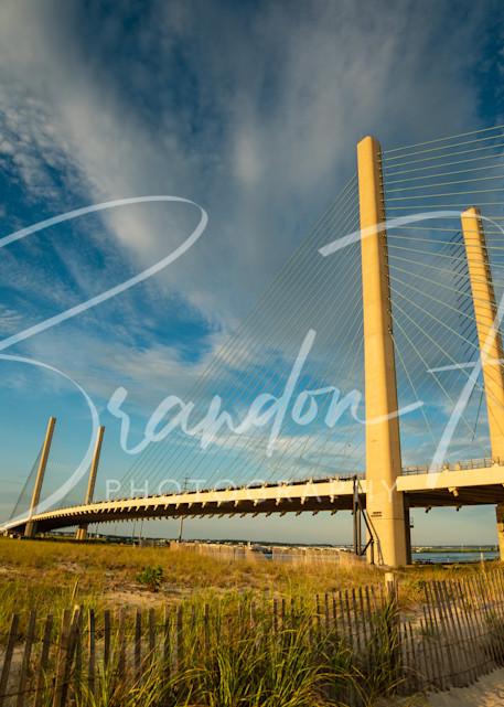 Indian River Bridge Art | Brandon Hirt Photo