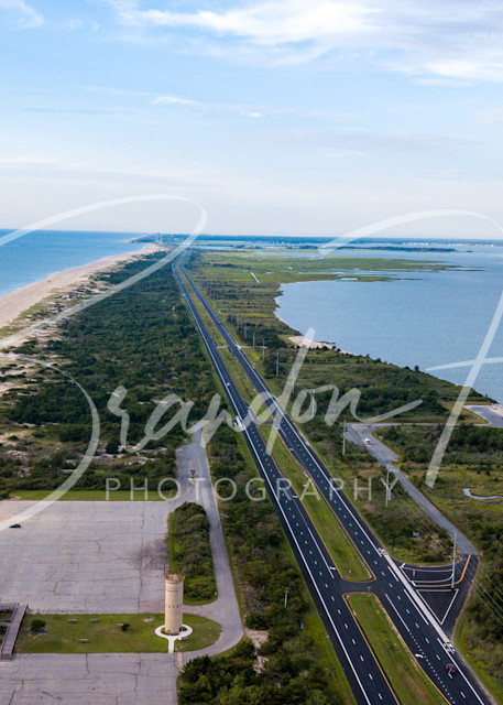 Delaware Seashore Road Art | Brandon Hirt Photo