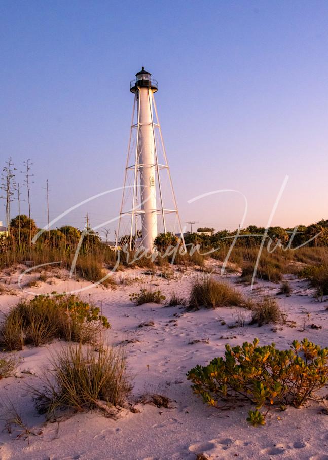 Gaspirilla Lighthouse