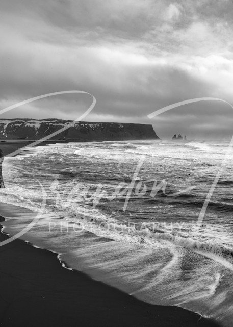 Black and White Photography Iceland