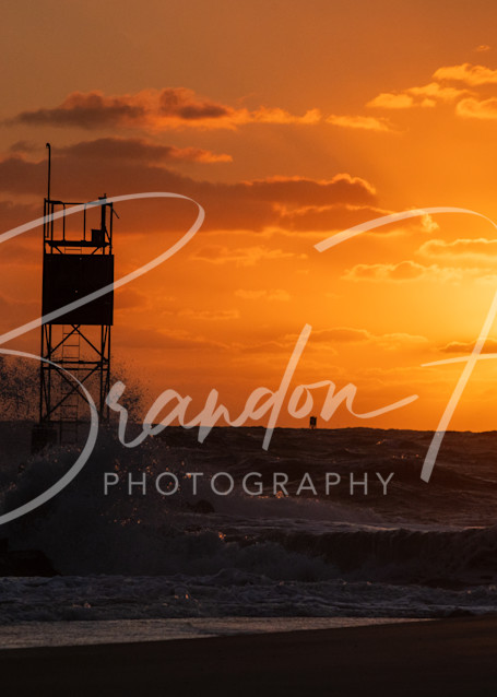 Indian River Inlet Sunrise Art | Brandon Hirt Photo