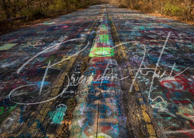 Graffiti Highway Art | Brandon Hirt Photo