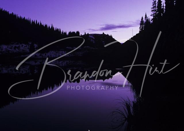 Lake Poudre Twilight