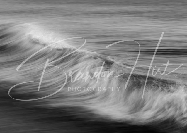 Wave crashing on Delaware Seashore State Park