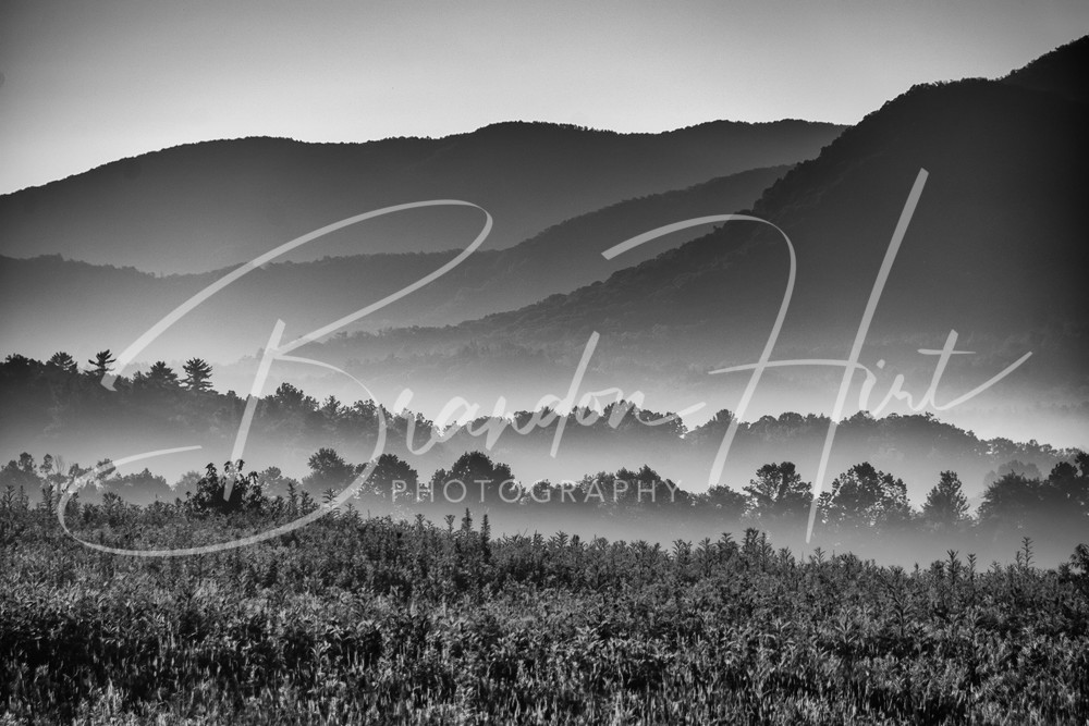 Cades Cove Morning Tennessee