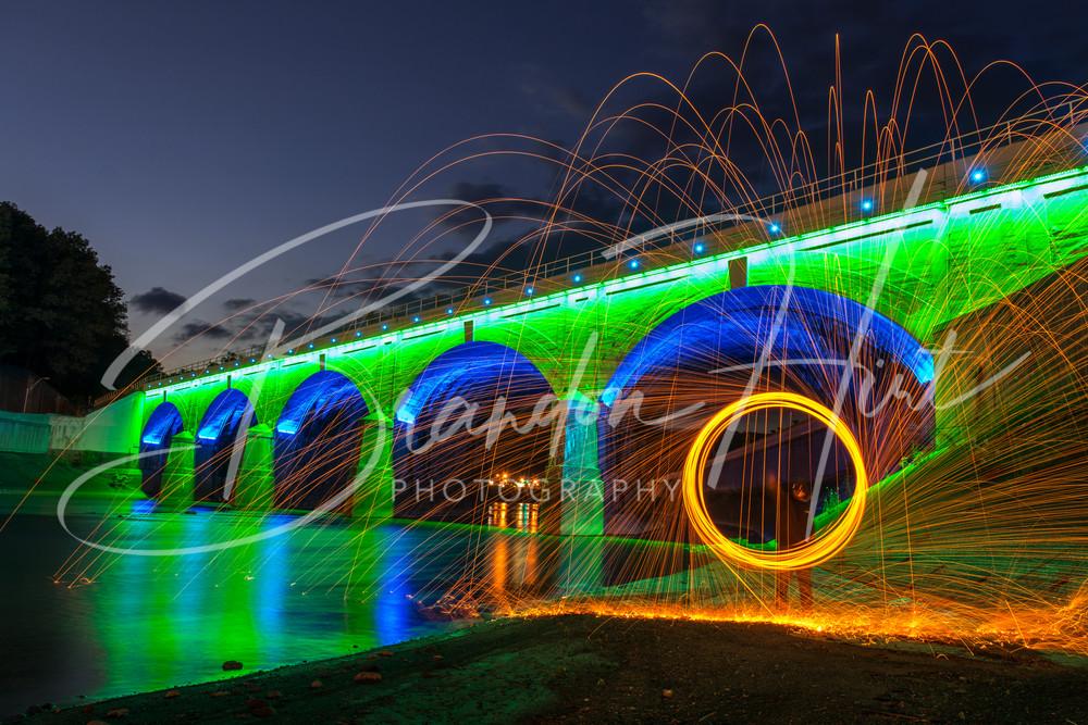 Stone Bridge Steel Art | Brandon Hirt Photo