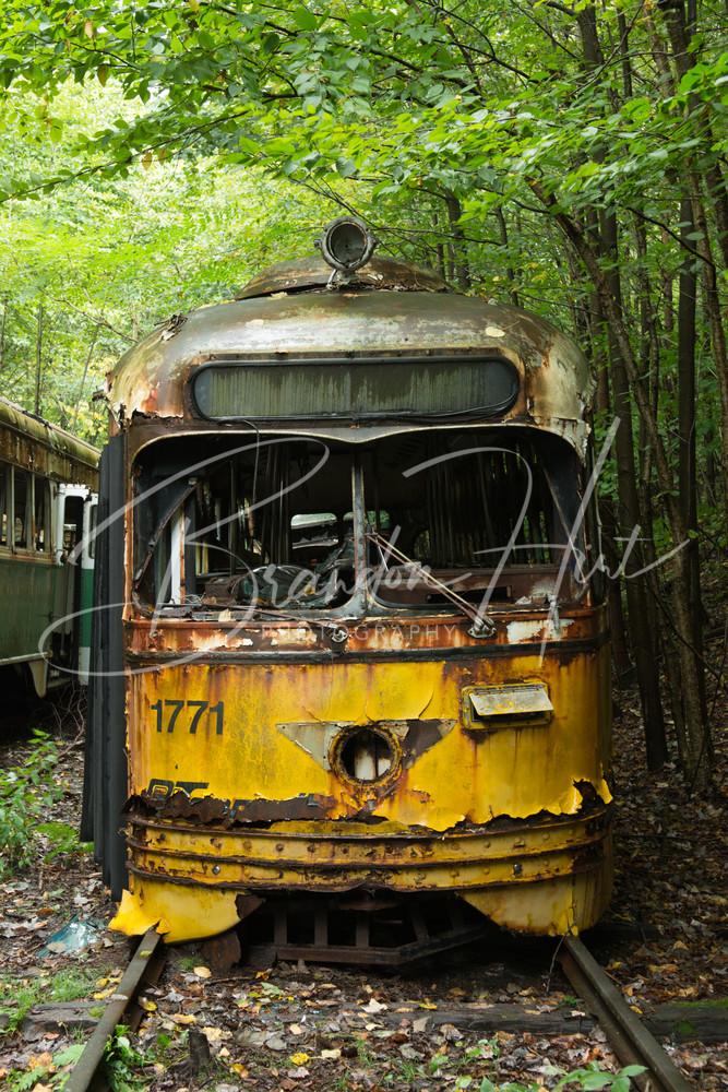 Pittsburgh Trolley Art | Brandon Hirt Photo