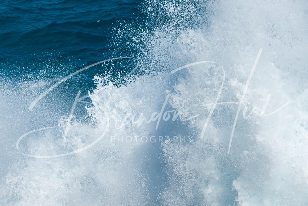 Maui Splash Art | Brandon Hirt Photo