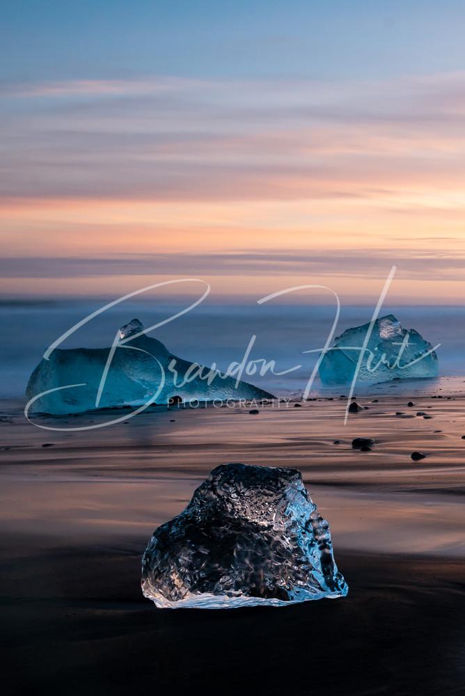 Diamond Beach Art | Brandon Hirt Photo