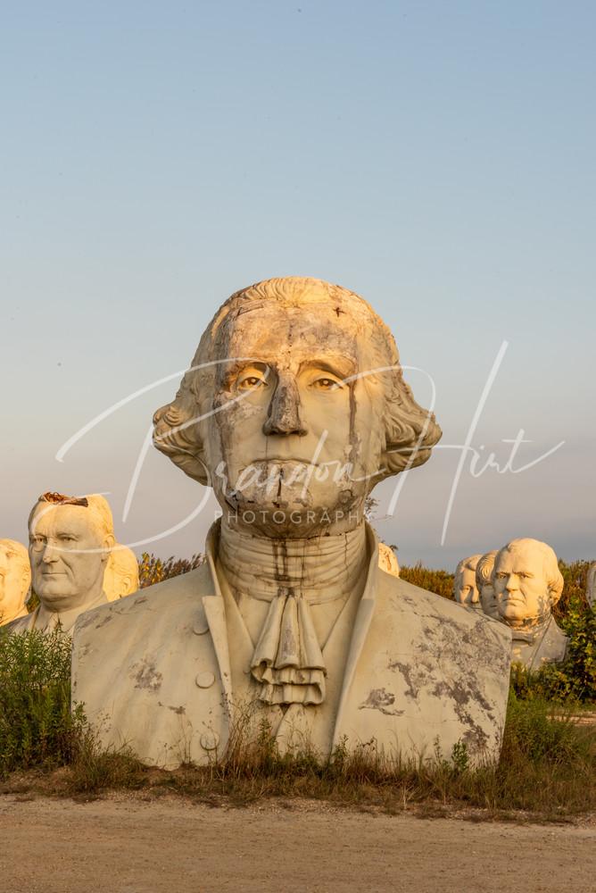 George Washington Art | Brandon Hirt Photo