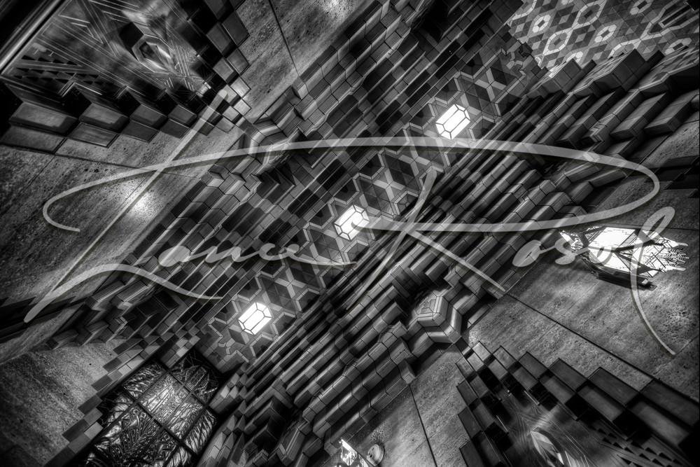 Elevators At The Guardian Photography Art | Lance Rosol Fine Art Photography