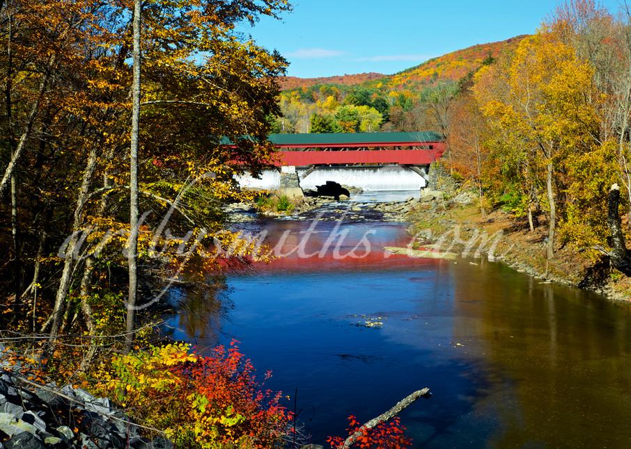 Taftsville Bridge | Art By Smiths - Landscape Photography