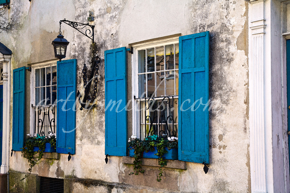 Charleston Blue | Most Popular Image | Landscape Photography - Art By Smiths
