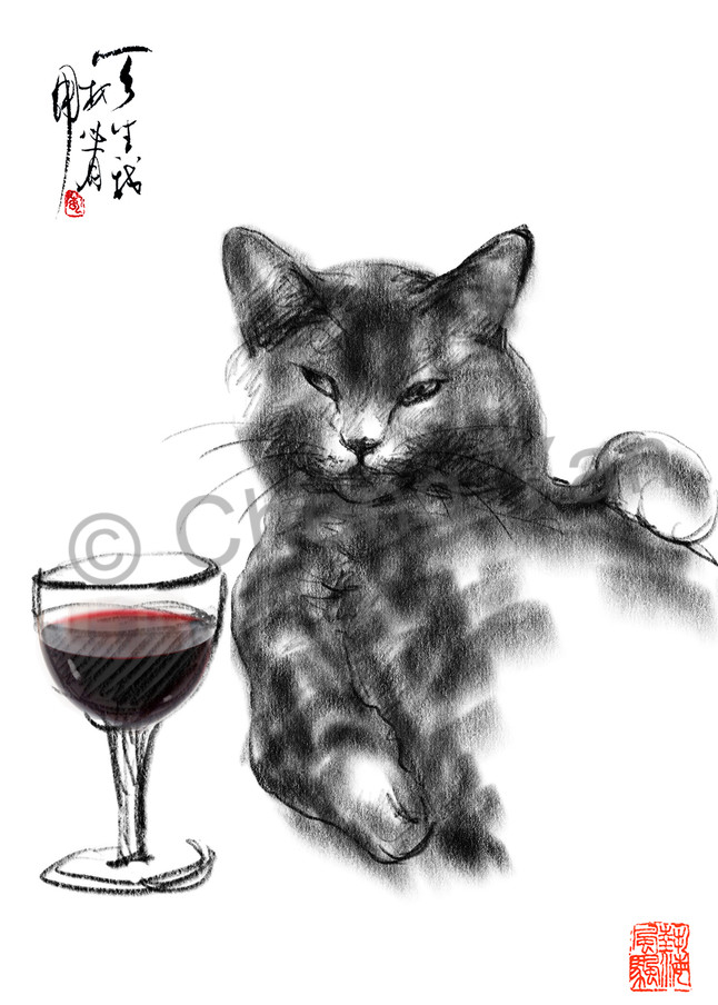Cats 069 Photography Art | Cheng Yan Studio