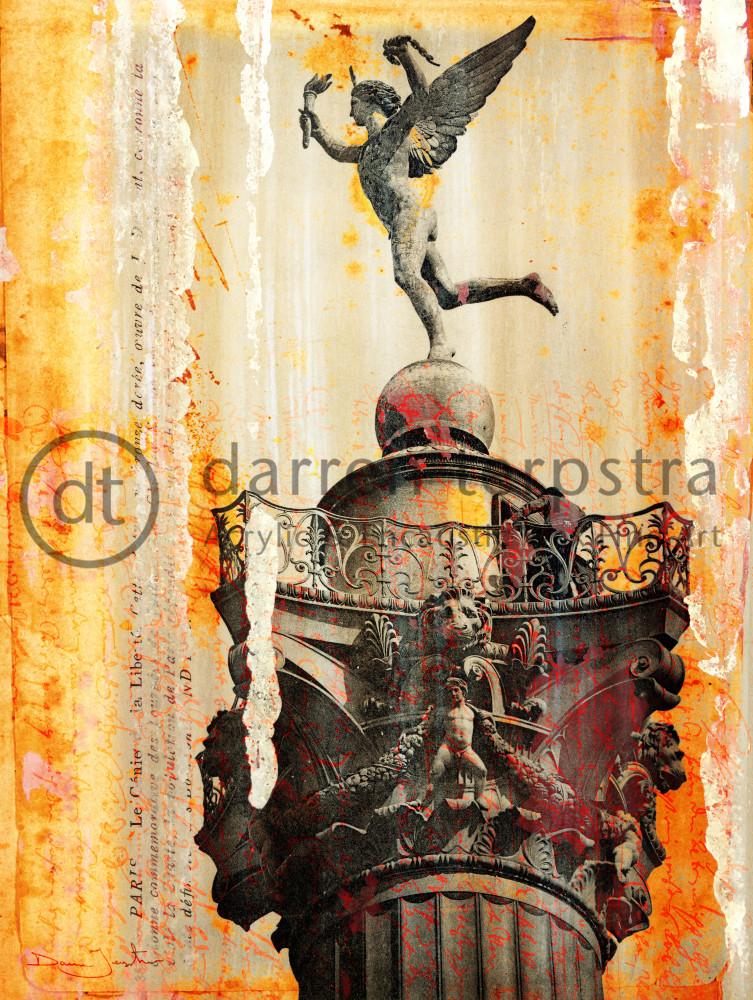 French Statue Art | Darren Terpstra Artist