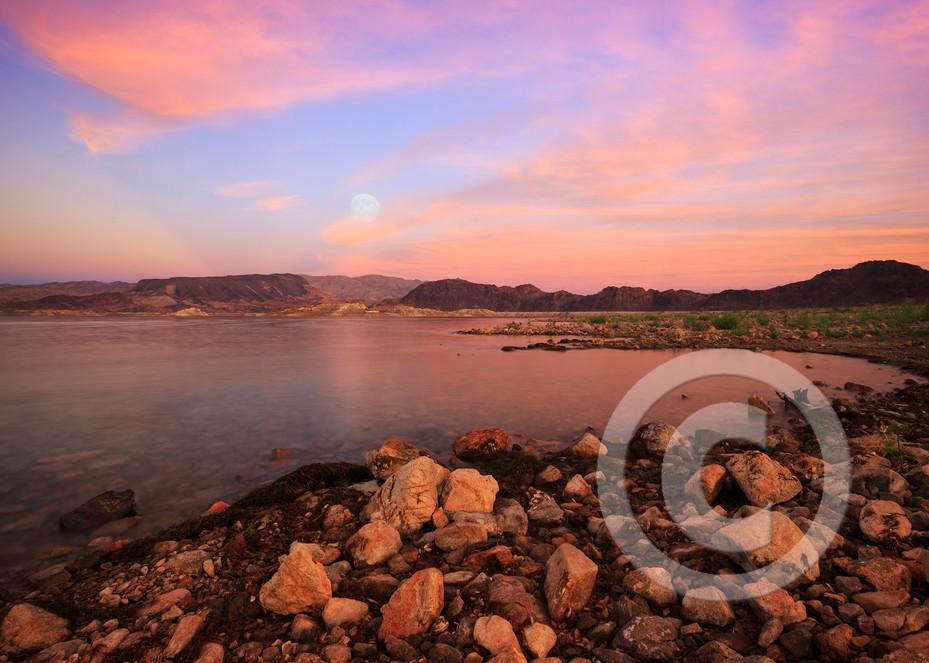 Nevada Lake Mead Art Prints