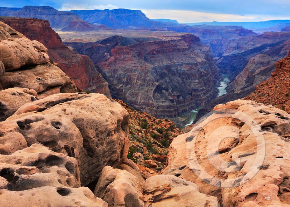 Toroweap Grand Canyon Art Prints