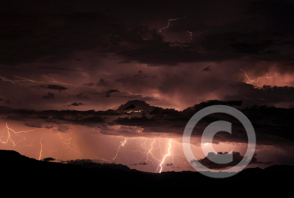 Lightning Art Prints