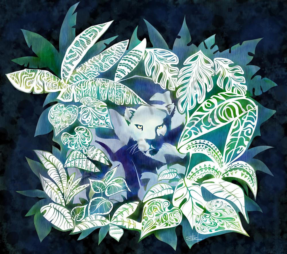 Jaguar, Panther art by Sassan Filsoof available as fine art prints here!