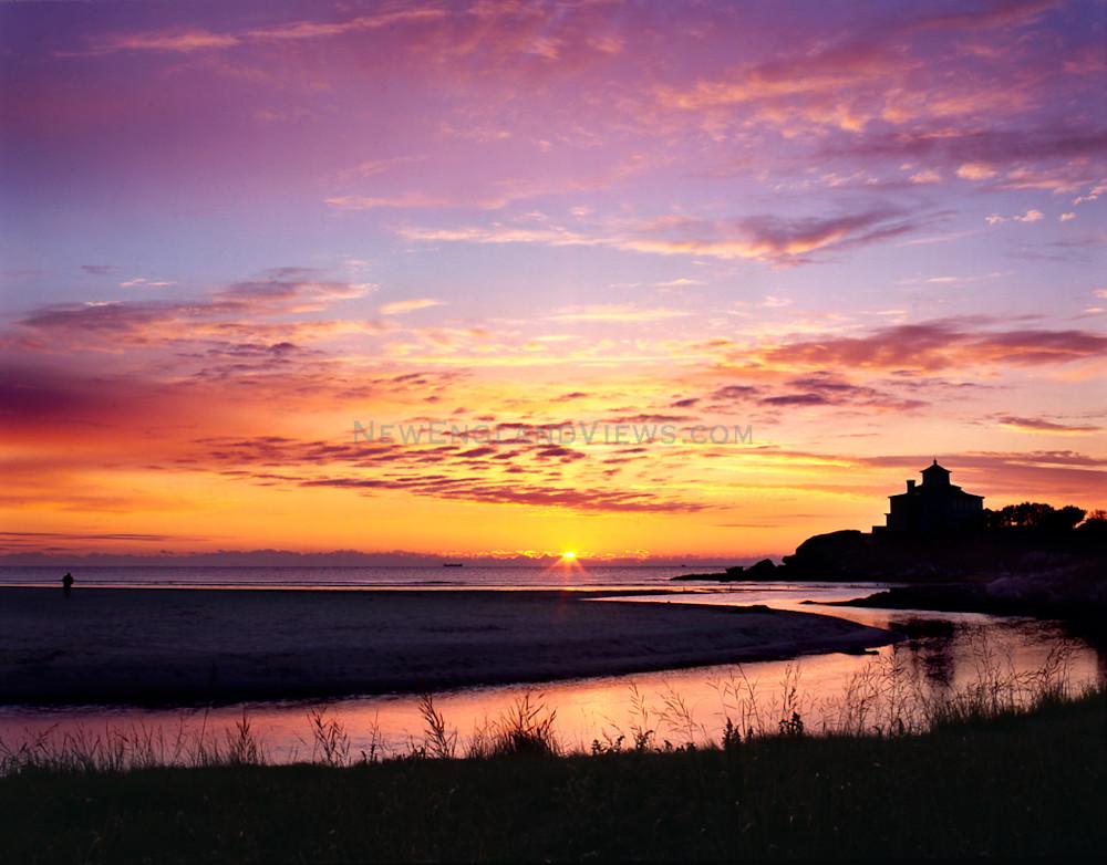 Good Harbor Beach, Sunrise, Seascape, Gloucester