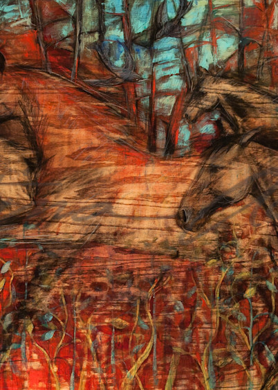 Dreams of Running Horses