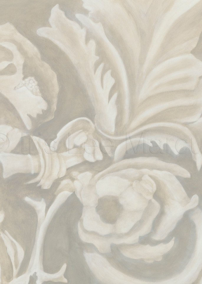 Acanthus #4 Art | Jetart Company