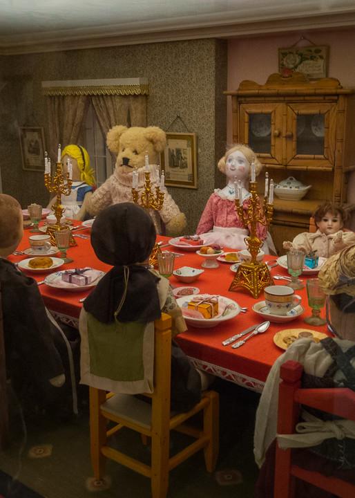 photography, International Folk Museum, dolls, surreal