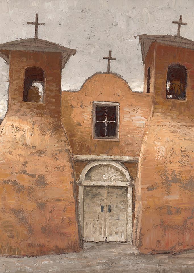 St. Francis Church Art | Fine Art New Mexico