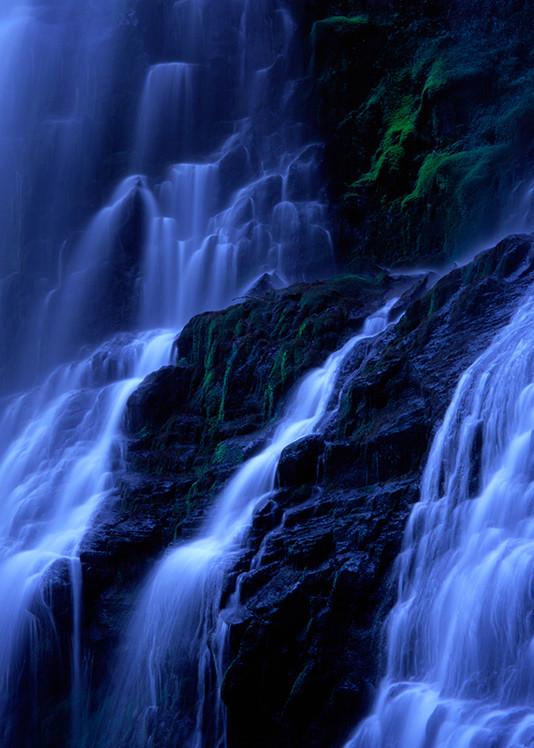 Blue Falls Art   Fine Art New Mexico