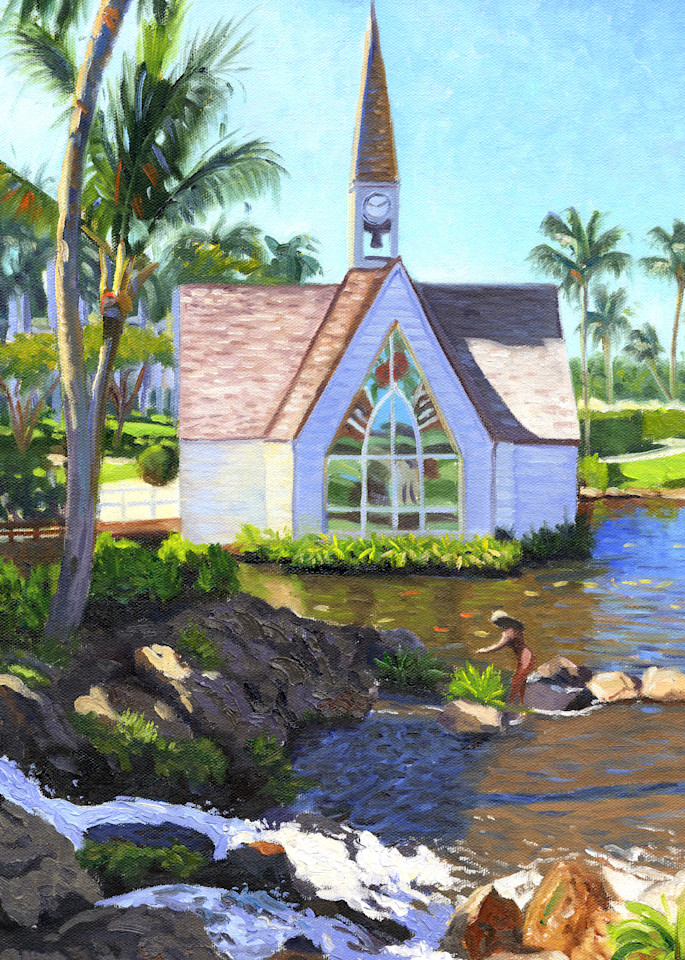 Grand Wailea Seaside Chapel