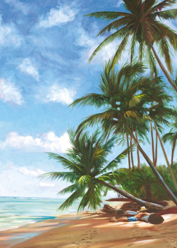 Punaluu on the windward coast