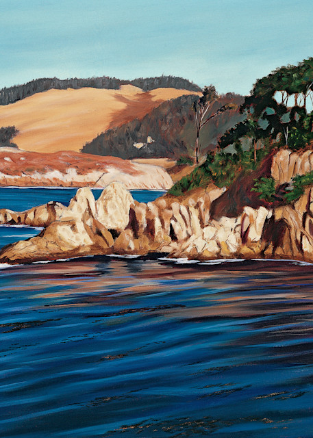 Point Lobos near Carmel