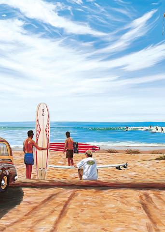 The Point on San Onofre Beach