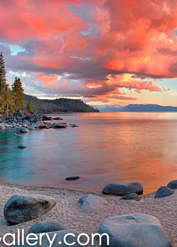 Tahoe Twilight