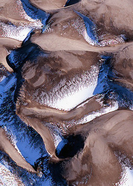 Snow On Sand Art | Fine Art New Mexico