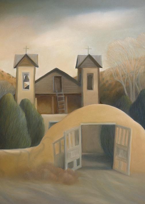 Santuario Art | Fine Art New Mexico