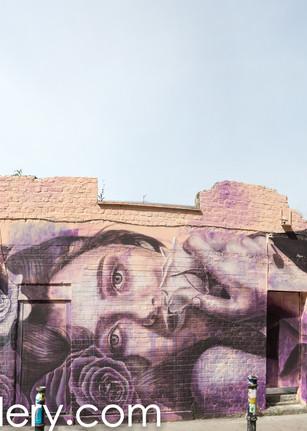 East London Graffiti