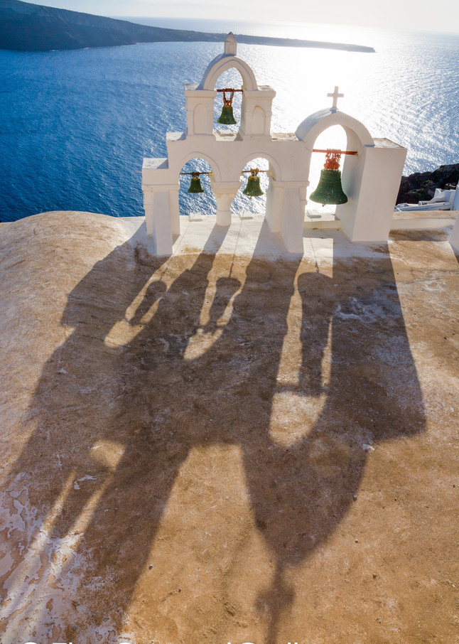 Bells of Santorini