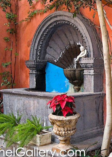 Fuente Casa Luna